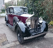 1937 Rolls Royce Phantom in Manchester