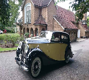 1950 Rolls Royce Silver Wraith in Manchester