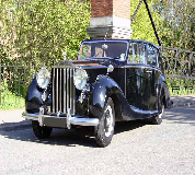 1952 Rolls Royce Silver Wraith in Manchester