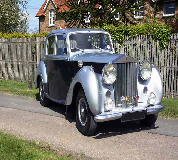 1954 Rolls Royce Silver Dawn in Manchester