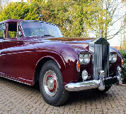 1960 Rolls Royce Phantom in Manchester