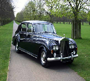 1963 Rolls Royce Phantom in Manchester