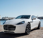 Aston Martin Rapide Hire in Manchester