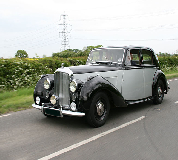 Bentley MK VI Hire in Manchester