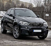 BMW X6 Hire in Manchester
