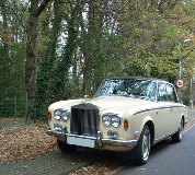 Duchess - Rolls Royce Silver Shadow Hire in Manchester