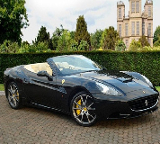 Ferrari California Hire in Manchester