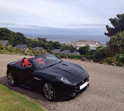 Jaguar F Type Hire in Manchester