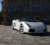 Lamborghini Gallardo Hire in Manchester