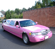 Lincoln Towncar Limos in Manchester