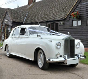 Marquees - Rolls Royce Silver Cloud Hire in Manchester