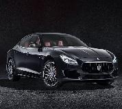 Maserati Quattroporte Hire in Manchester