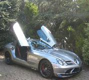Mercedes Mclaren SLR Hire in Manchester