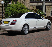Mercedes S Class Hire in Manchester