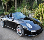 Porsche Carrera S Convertible Hire in Manchester