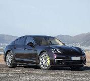 Porsche Panamera Hire in Manchester