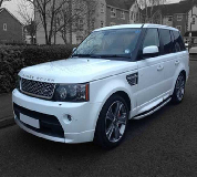 Range Rover Sport Hire  in Manchester