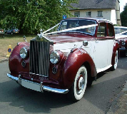 Regal Lady - Rolls Royce Silver Dawn Hire in Manchester