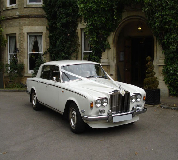 Rolls Royce Silver Shadow Hire in Manchester