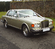 Rolls Royce Silver Spirit Hire in Manchester